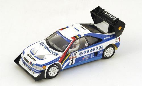 Peugeot 405 Turbo 16 N.2 Winner Pikes Peak 1989 R.Unser 1 43 Spark S43PP89