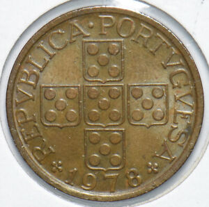 Portugal 1978 50 Centavos 192531 combine shipping