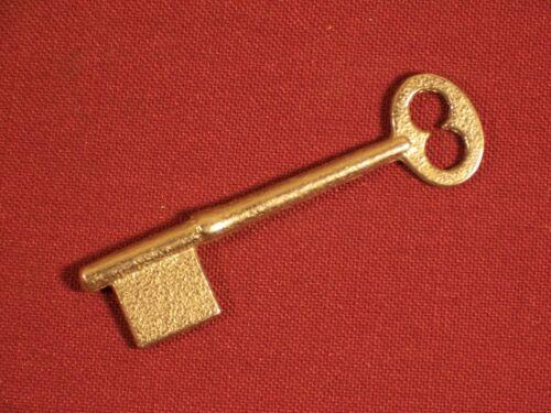 Skeleton Bit Key Vintage Antique Lock Key Mortise Lock Doors Uncut ab211