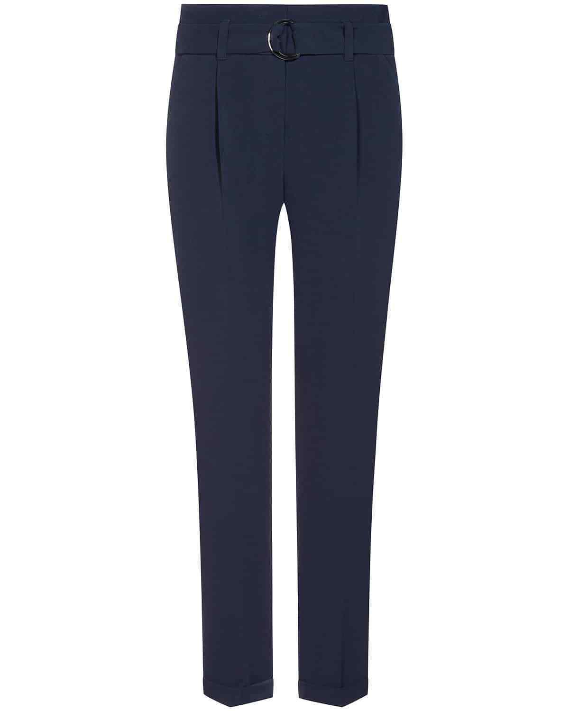 Riani Neu Gr.36 Hose mit hohem hohem hohem Bund Dunkel-Blau Gürtel Bügelfalte | Preiszugeständnisse  | Großer Räumungsverkauf  | Große Klassifizierung  37eefa