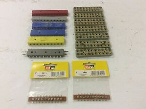 15 Faller / Brawa Distributor panel AC DC Accessories for Z /H0 Train Layout