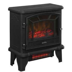 Electric Fireplace Duraflame DFI-550-22 Infrared Electric Heater | Home & Garden