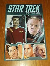 Star Trek Captain's Log Vol 1 IDW (Paperback)< 9781600108877