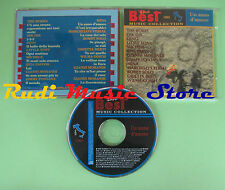 CD BEST MUSIC ANNO D'AMORE compilation PROMO 1994 ROCKES DIK DIK MINA (C19)