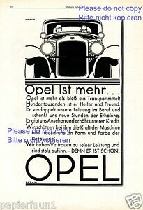 Opel-XL-Reklame-von-1929-Graphik-von-Zoberbier-Charlston-20er-Jahre-Vertrauen