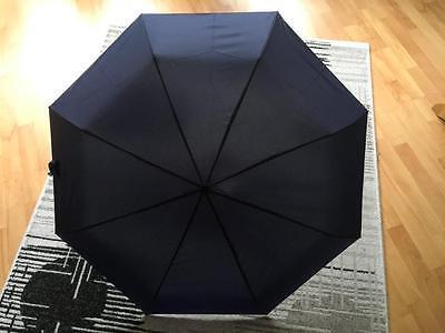 """GüNstig Einkaufen Taschenschirm Regenschirm Doppelautomatik """"auf + Zu"""" Neu"""