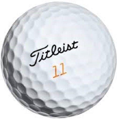 100 Titleist Velocity Near Mint Used Golf Balls AAAA + Free Shipping