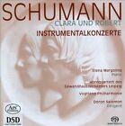 Clara und Robert Schumann: Instrumentalkonzerte Super Audio CD (CD, Feb-2014, Ars Produktion)