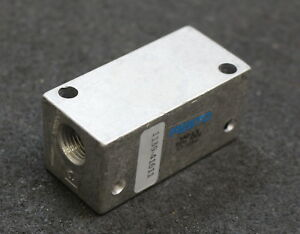 FESTO-Vakuum-Saugduese-VAD-1-4-9394-X308-1-5-10bar