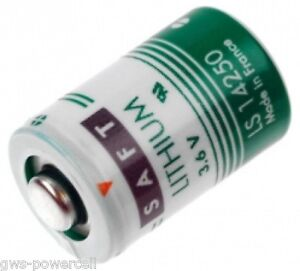 10-x-bateria-jugo-ls14250-1-2-AA-litio-thionylchlorid-1200mah-3-6v-bulk