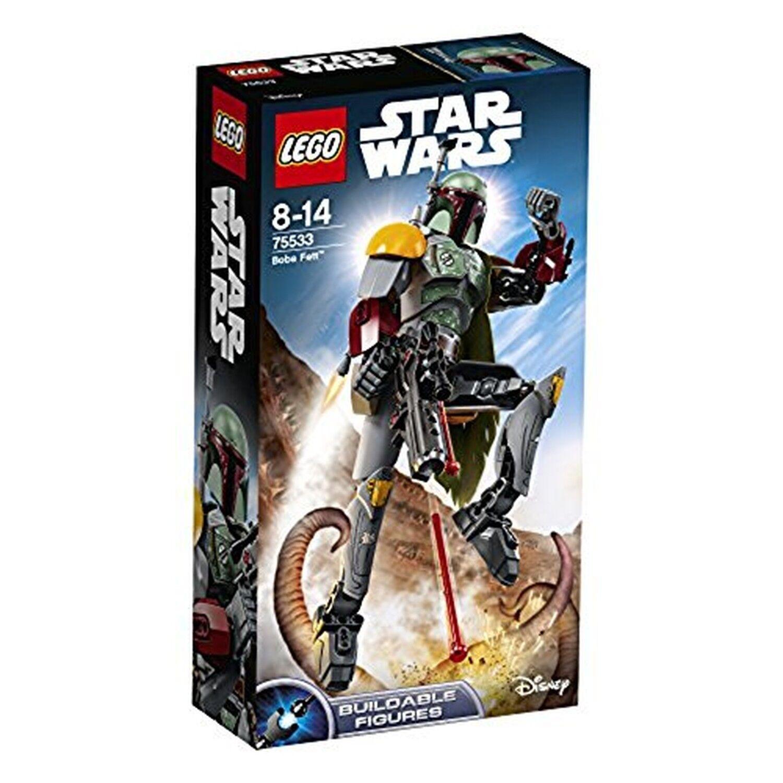 LEGO 75533 Star Wars Boba Fett