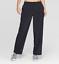 Large or XLarge-NWT JoyLab Women/'s Activewear Pants Black