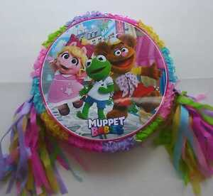 Baby-Muppet-039-s-Pinata-Birthday-Party-Game-party-Decoration-Free-Shipping