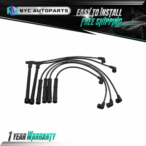Ignition Spark Plug Wire for 1999 2000 2001 2002 Nissan Quest Mercury Villager