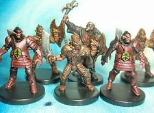 Dungeons & Dragons Miniatures Lot  Hobgoblin Marshal Hobgoblin Fighter !!  s112