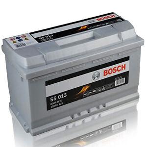 bosch s5013 019 12 volt 100ah bmw car battery ebay. Black Bedroom Furniture Sets. Home Design Ideas