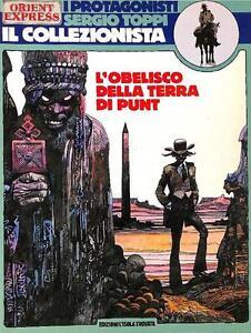 1BR1TGRAZ9 L'OBELISCO DELLA TERRA DI PUNT - TOPPI - L'ISOLA TROVATA U103