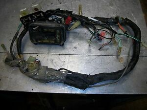 Details about Honda goldwing fairing wire harness FREE SHIPPING on