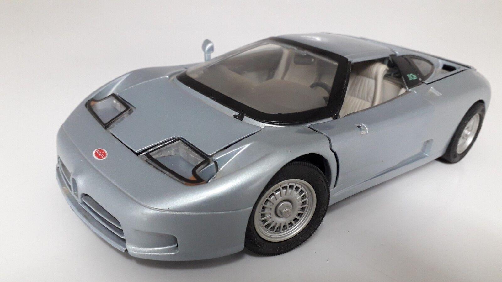 Bugatti EB 110 Anso Modellauto 1 18 defekt (3735)