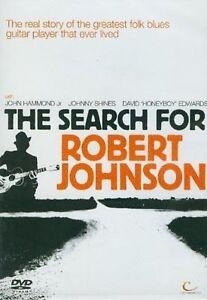 The-Search-For-Robert-Johnson-UK-Region-2-Compatible-DVD-John-Hammond-Jr-NEW