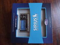 Sealed Sirius Sportster 4 Sp4-tk1 Xm Satellite Radio Receiver W/car Kit Sp4