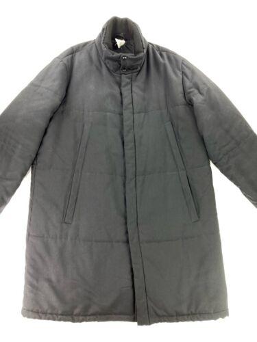 Allegri Men's Puffer Trench Over Coat Black • Ital