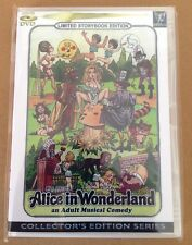 Here Alice in wonderland adult musical comedy opinion
