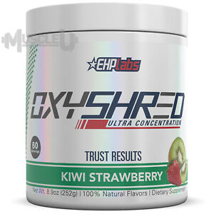 EHPlabs-OxyShred-60-Serves-CHOICE-OF-FLAVOUR-Thermogenic-EHP-Labs-Oxy-Shred