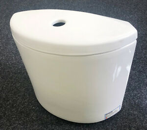 NEW-Kohler-Presquile-Cistern-Complete-Includes-Fittings-White-8706A-0