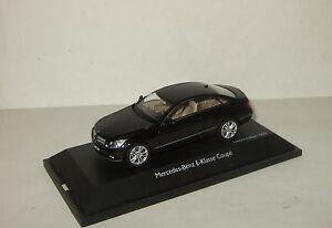 1-43-Schuco-Mercedes-Benz-E-klasse-Coupe-C207-2010-black-Limited-Edition-1000