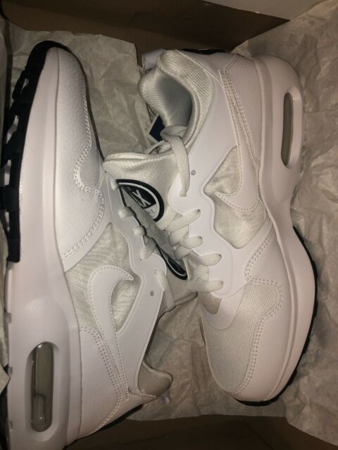 Nike Men's Air Max Prime Running SNEAKERS Shoes Size 11 White