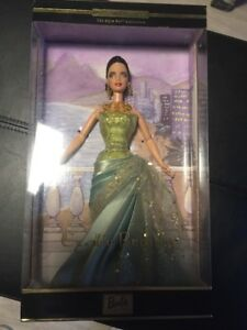 2002 Barbie Exotic Beauty Collection Style Set Nrfb
