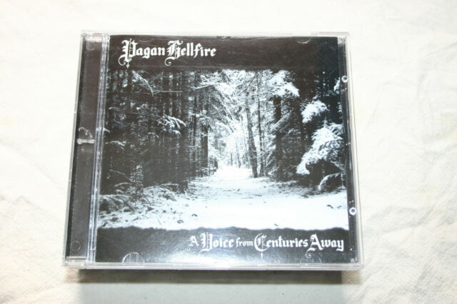"""PAGAN HELLFIRE-"""" A VOICE FROM CENTURIES AWAY"""" CD 2007"""