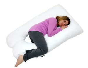 U-Shaped-Premium-Contoured-Body-Pregnancy-Pillow-with-Zippered-Cover