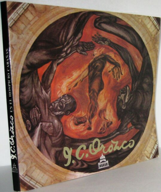 Jose Clemente Orozco cultural institute in 340 cabins easel paintings 1983 Art