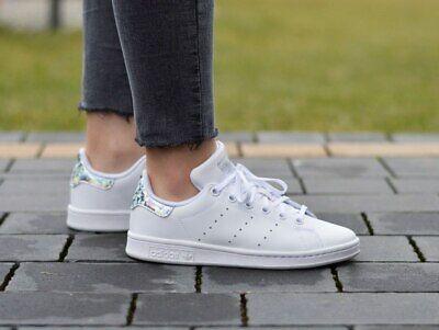 Adidas Stan Smith J EE8483 Chaussures FemmesJunior | eBay