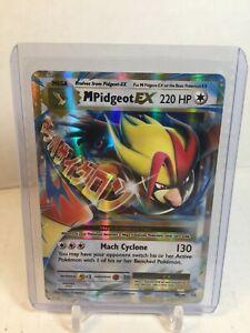Pokemon Card 2016 MPidgeot EX Evolution's Ultra Rare 65/108 GM GEM MINT NEW