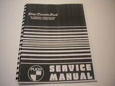 Puch Max I & Magnum MK II Service-Shop Manual