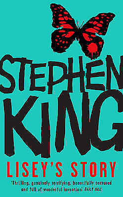 Lisey's Story by Stephen King, Good Book (Paperback) Fast & FREE Delivery!