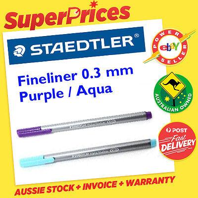 STAEDTLER◉#334 334 TRIPLUS FINELINER PEN◉0.3mm FELT TIP◉48 Brilliant Colours◉Art