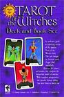 Tarot of the Witches Deck and Book Set : The Only Complete and Authentic Illustrated Guide To.... by Stuart R. Kaplan (1992, Hardcover)