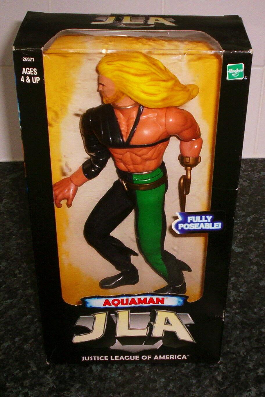Aquaman figure by hasbro 12  tall
