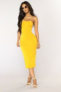 2ccb25d2c3fc6 Image is loading FASHIONNOVA-INSPIRED-PLAIN-OFF-SHOULDER-TUBE-TOP-BODYCON-