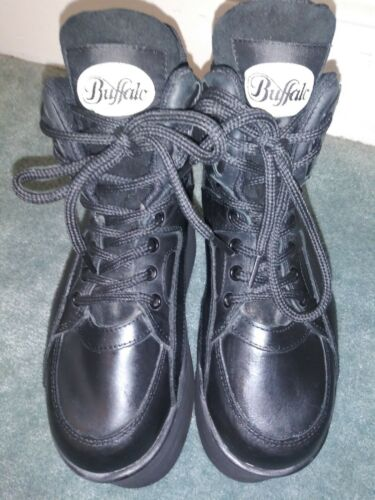 Buffalo Platform shoes/boots Size 37 (us 6.5-7) US