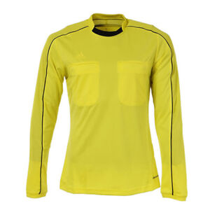 adidas Performance Womens Climacool Long Sleeve Football Referee 16 Jersey Shirt