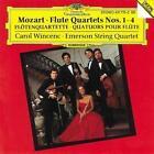 Flötenquartette 1-4 von Emerson String Quartet,Wincenc (2015)