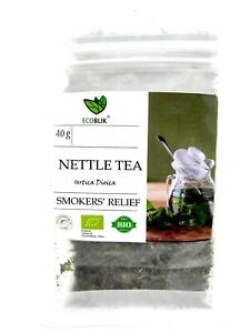 SMOKERS-039-RELIEF-100-Organic-NETTLE-Loose-Leaf-Tea-Bio-Infusion-Urtica-Dioica-UK