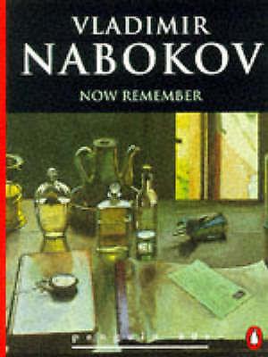 Now Remember (Penguin 60s) - Nabokov, Vladimir - Very Good - 0146002121