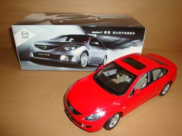 1 18 2009 Nuevo Mazda 6 ruiyi Coloree rosso + Regalo