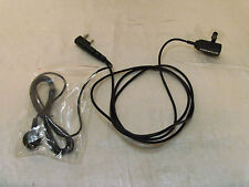 Kenwood Oem Khs 23 Two Wire Ear Bud With Mic And Ptt Tk 3173 Tk 2170 Tk 2160